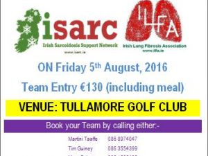 Tullamore Golf Classic August 2016
